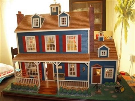 franklin mint doll house heartland hollow dollhouse by franklin mint doll houses