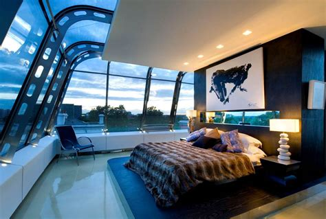 awesome bedroom designs penthouse apartment some decorating ideas for a