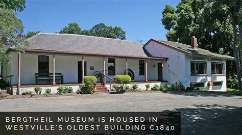 Bergtheil Museum   Durban Local History Museums