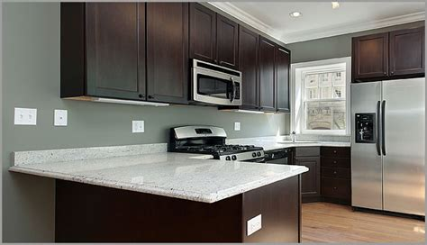 Kitchen Countertops White by Keeping Your Kitchen White Granite Countertops Clean Backsplash Granite Countertop