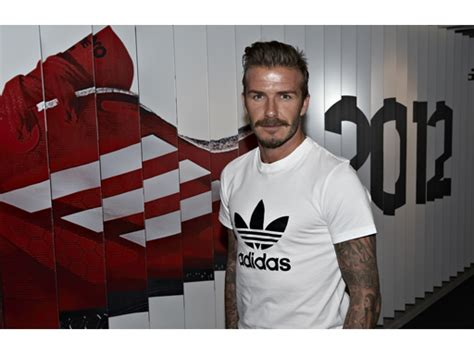 New Beckham 2526 9 adidas news official statement from adidas about david beckham s retirement from football