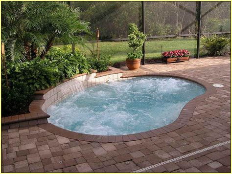 How Much Does A Backyard Pool Cost Small Backyard Pool Cost Home Outdoor Decoration