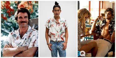 HAWAIIAN Shirts for MEN: How To Look Cool Wearing Them?