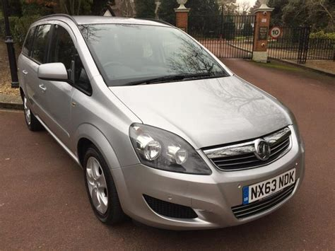 vauxhall zafira 2013 vauxhall zafira 2013 in purley expired friday ad