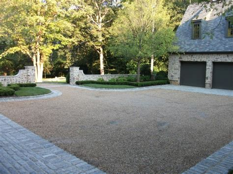 Crushed Gravel Driveway High Market Driveway Ideas Cobblestone Crushed