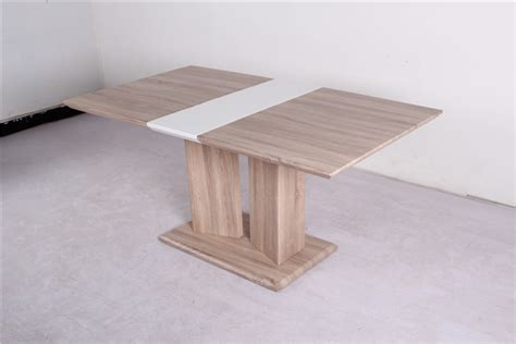 cheap extendable dining table cheap modern wood extendable dining table design
