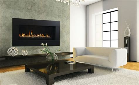 60 Gas Fireplace by Majestic 60 Quot Echelon Wide View Direct Vent Gas Fireplace
