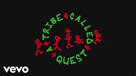 a called a tribe called quest we the lyric