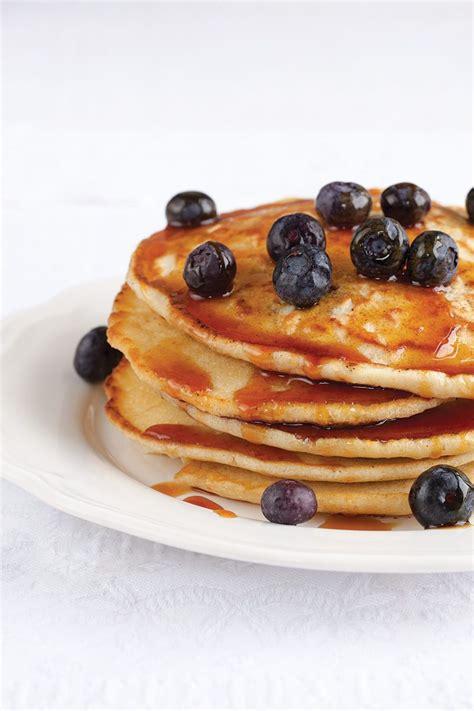 blueberry pancake blueberry pancakes ohmydish com