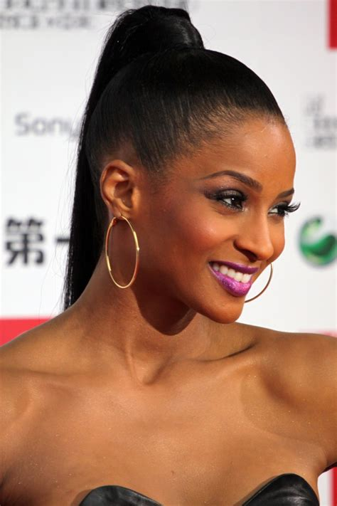 Black Hairstyles Pictures Of Ponytails by Hairstyles Haircut Ideas Ponytail