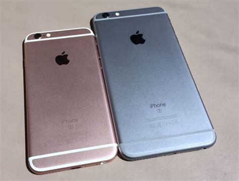 Excellence Jaring Iphone 6 6s iphone 6s and iphone 6s plus review an improvement on