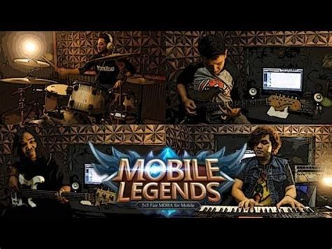 versi mobile legend mobile legends soundtrack versi rock lagu mobile legends