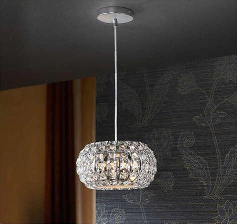 Bedroom Chandeliers Uk square crystal amp chrome pendant