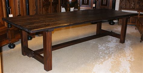 large dining bench large teak dining table luc s