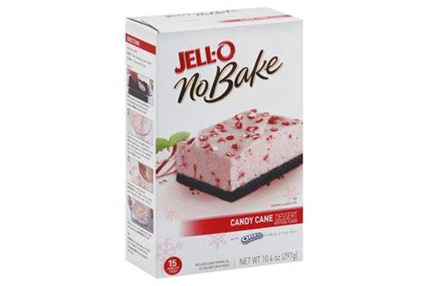 Jello No Bake Oreo Dessert 12 6 Oz jell o no bake dessert mix kraft recipes