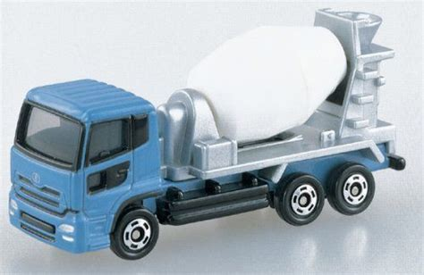 Nissan Diesel Quon Mixer Car By Tomica 81 best toys play vehicles images on