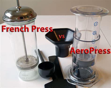 AeroPress vs French Press ? Best Manual Brewing Method