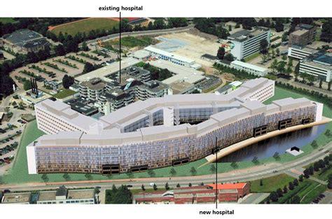 design brief for hospital new martini hospital groningen building burger grunstra