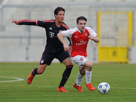 arsenal youngsters arsenal 5 youngsters who could make first team page 2