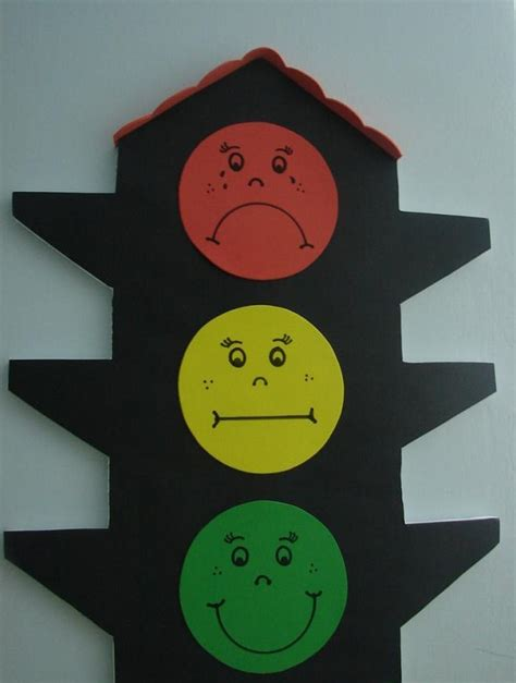 Home Made Decorations For Christmas art project traffic light craft 2 171 preschool and homeschool