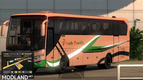 download mod bus game ets 2 bangladesh coach simulator mod 1 27 x mod for ets 2