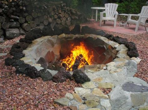 unique fire pits that make your backyard exclusive home