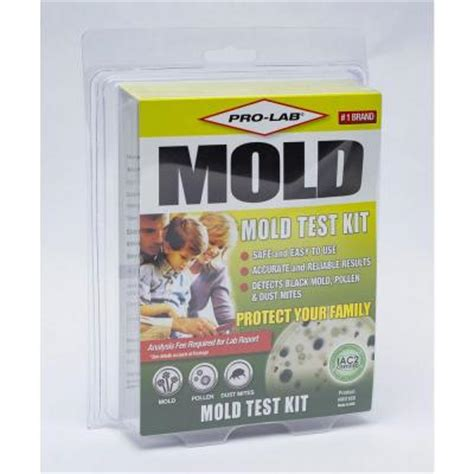 pro lab pro lab mold test kit mo109 the home depot