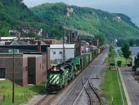 30 best burlington northern images on iron diesel and model trains