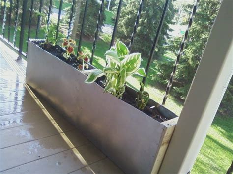 planters stunning long narrow planter large rectangular