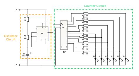 free electronic circuits and schematics
