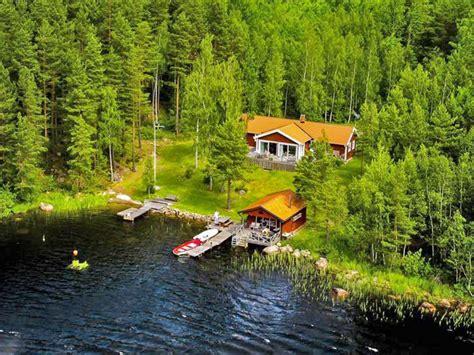 schweden ferienhaeuser oestergoetland haus tingkullanaes