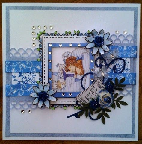 Card Challenges More 365 Cards Crafts 4 Eternity - verity cards blue and white at crafts 4 eternity