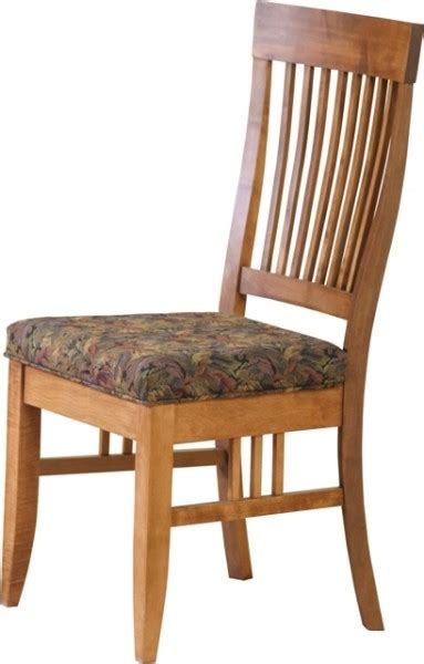 Shaker Dining Chair Shaker Dining Chair In Maple