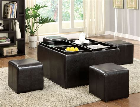living room storage ottoman furniture storage ottoman cube ideas that will bring a