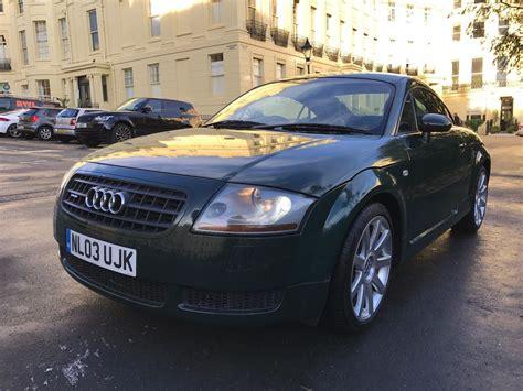 Audi Tt 1 8t by 2003 Audi Tt 1 8t 1 Front M Cars
