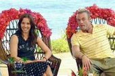 celebrity love island uk celebrity love island hots up manchester evening news