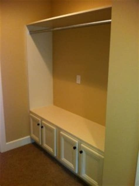 closet bench seat can you use cabinets outside of the kitchen and bath kb
