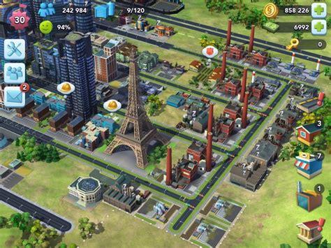 simcity buildit simcity buildit haal parijs naar je eigen stad