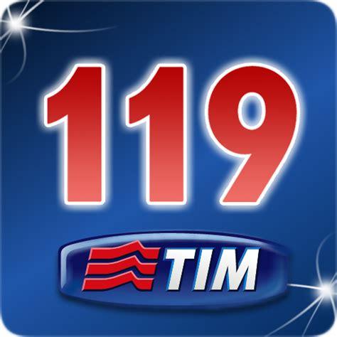 tim 119 mobile app android tim credito residuo contatori e altro