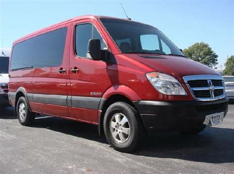 white house motors 2007 dodge sprinter wagon cars for sale