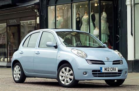 nissan micra 2010 nissan micra k12 2003 car review honest john