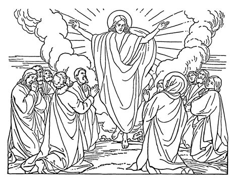 a bible coloring pages