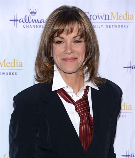 wendy malicks new shag haircut wendie malick new haircut 2014 wendie malick new haircut