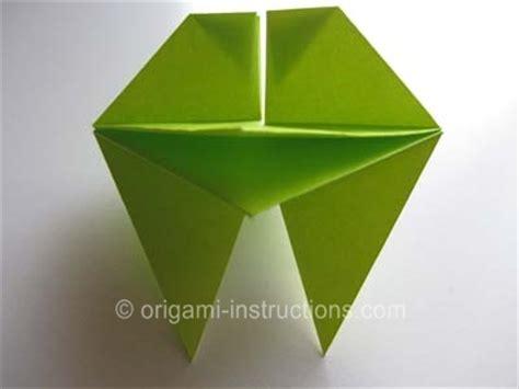 Origami Talking Frog - origami talking frog folding