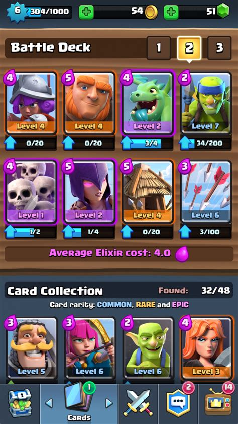 best clash royale decks arena 3 5 4 decks strategy for pushing to pekka s playhouse spell