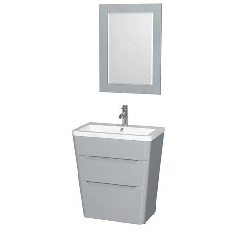 30 x 19 bathroom vanity wyndham collection caprice 30 in w x 19 in d vanity in