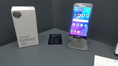 Samsung Galaxy J3 6 unboxing samsung galaxy j3 6 2016 ita bu gesu1978