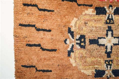 tiger rug with tibetan tiger rug at 1stdibs