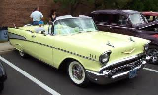 1957 chevrolet bel air related infomation specifications