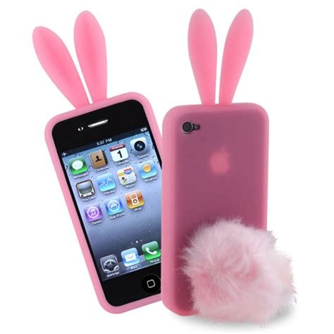 coque iphone 4 lapinos transparente coque iphone 4 4s silicone noir